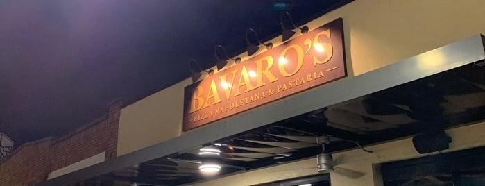 Bavaro's Pizza Napoletana & Pastaria is one of สถานที่ที่บันทึกไว้ของ Thomas.