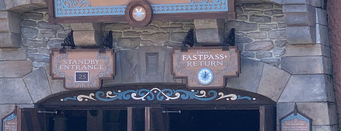 Frozen Ever After is one of สถานที่ที่ Andrea ถูกใจ.