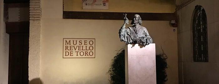 Museo Revello de Toro is one of Málaga.
