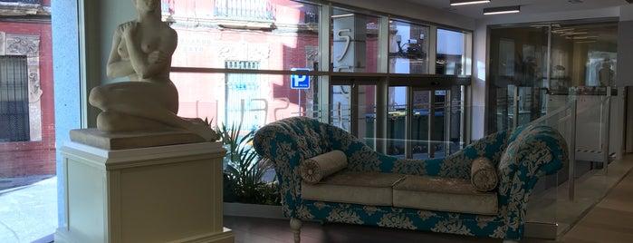Hotel Selu is one of Córdoba.
