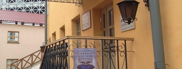 Музей истории города Минска is one of Минск.