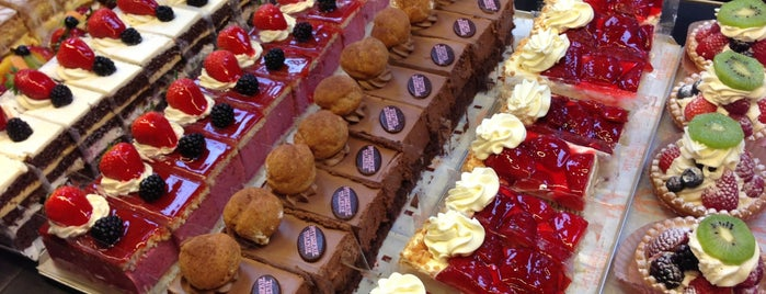 Patisserie Valerie is one of London.
