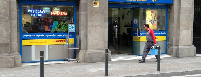 Workcenter is one of Barcelona / Printers and printing services.