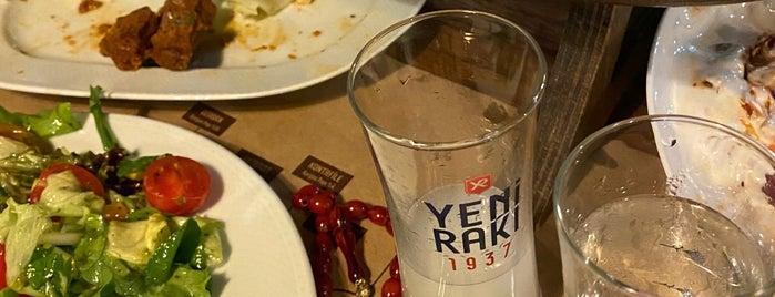 Vahap Usta Et Restaurant is one of Antalya Merkez.