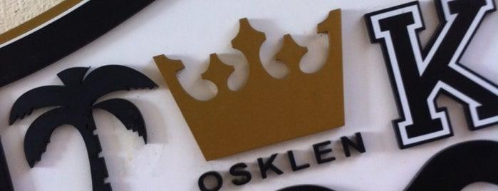 Osklen is one of Locais salvos de Fernando.