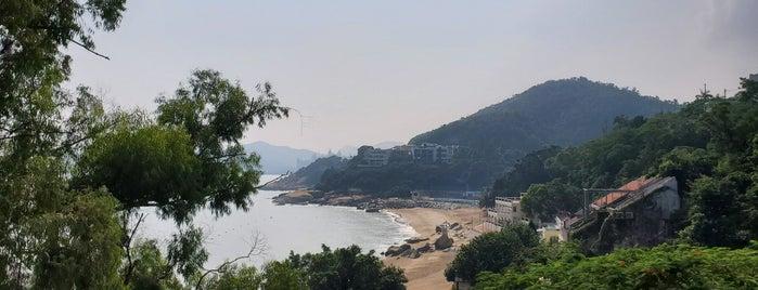 Pousada de Coloane 竹灣酒店 is one of Orte, die SV gefallen.
