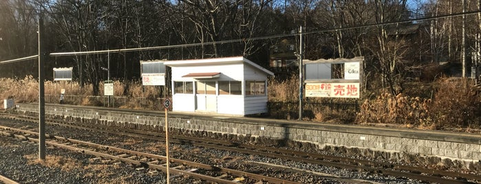 Kai-Koizumi Station is one of [todo] kobuchizawa | 小淵沢.