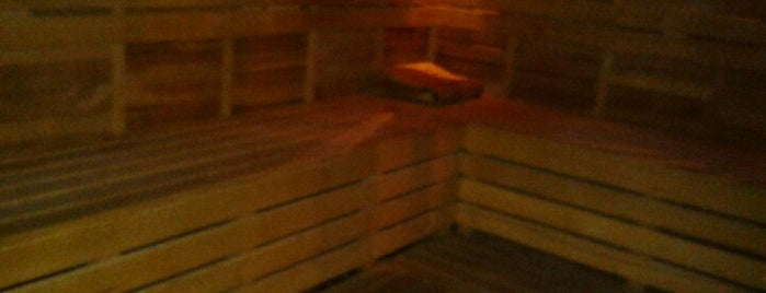 D.H Sauna is one of Orte, die Yunus gefallen.