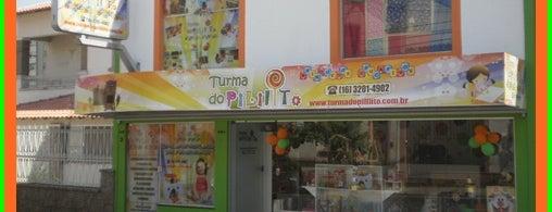 Turma do PiLilito Brinquedos Educativos is one of Pedro : понравившиеся места.