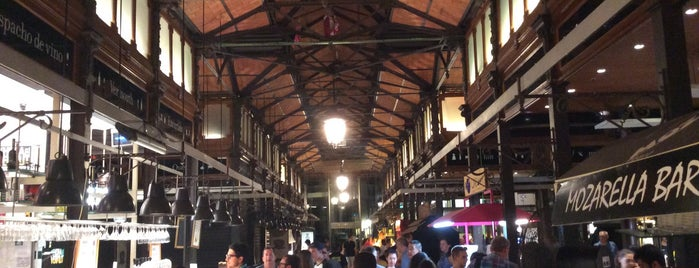 Mercado de San Miguel is one of 🇪🇸 MAD city.