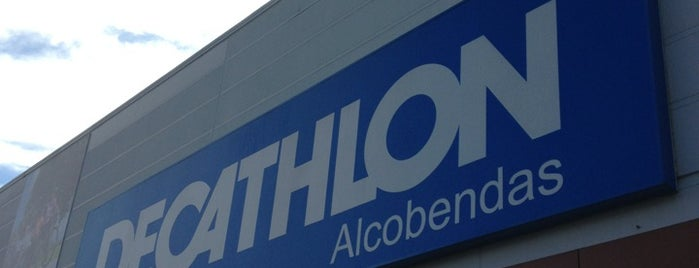 Decathlon Alcobendas is one of Posti che sono piaciuti a Mym.