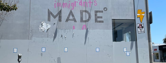 Made In LA is one of socal..