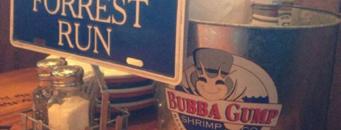 Bubba Gump Shrimp & Co. is one of Have to go.