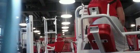 Carnesecca Gym is one of Tempat yang Disukai Mario.