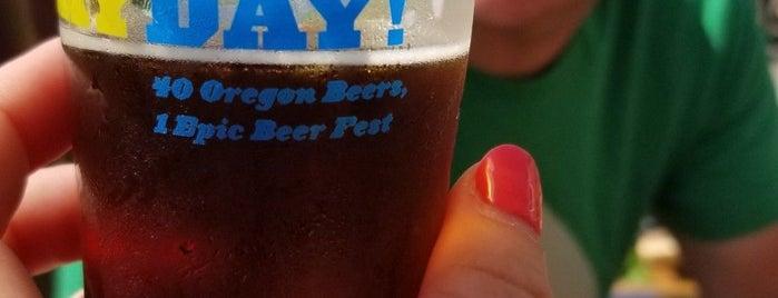 Public Coast Brewing Company is one of Cusp25 : понравившиеся места.
