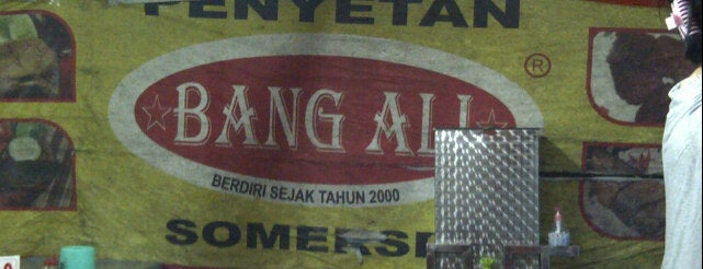 Penyetan Bang Ali Somerset is one of SBY Culinary Spot!.