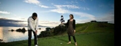 Muriwai Golf Club is one of Lugares favoritos de Ben.