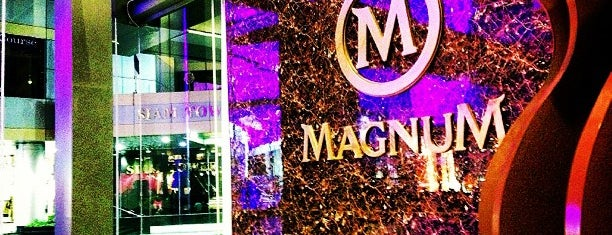 Magnum The Chocolatier is one of Bangkok Food.