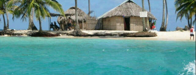 San Blas is one of Panama.