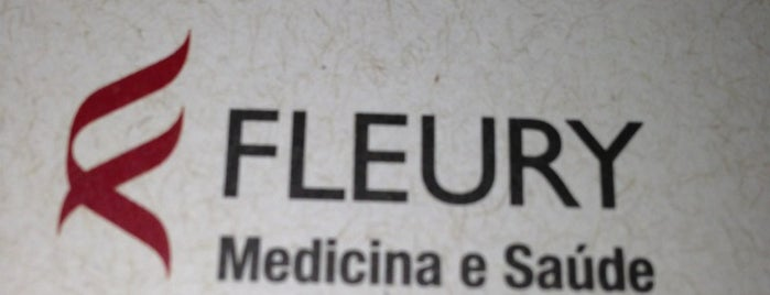 Fleury - Unidade Alphaville is one of Marceloさんのお気に入りスポット.