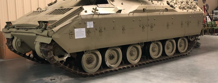 Heartland Museum of Military Vehicles is one of USA 3.