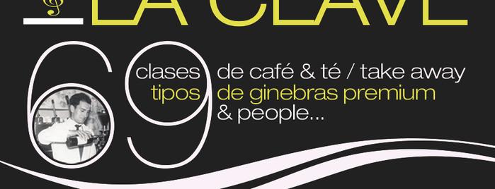 BAR LA CLAVE is one of Locais salvos de Emilio.