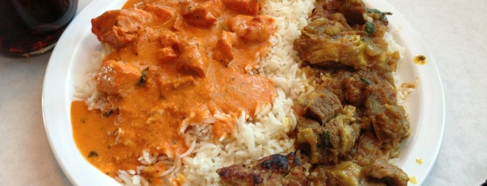 Haveli Indian Restaurant is one of สถานที่ที่บันทึกไว้ของ David.