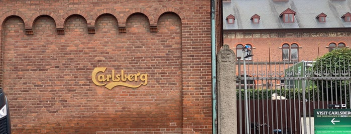 Ny Carlsberg Bryghus is one of CITYTRIP 2018.