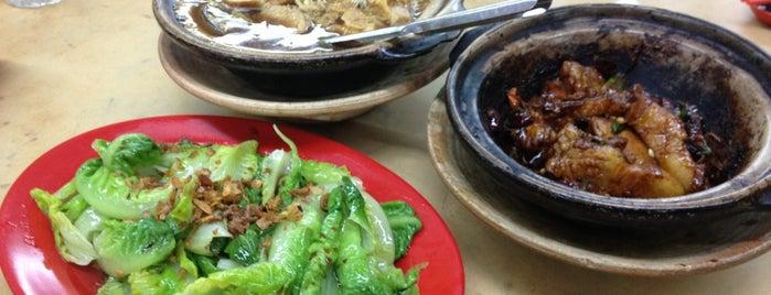 Yap Chuan Bah Kut Teh 叶全(干)肉骨茶 is one of Owen'in Kaydettiği Mekanlar.