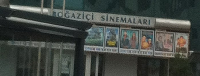 Kavacık Boğaziçi Sineması is one of Movie Theaters in Istanbul (Asian Side).