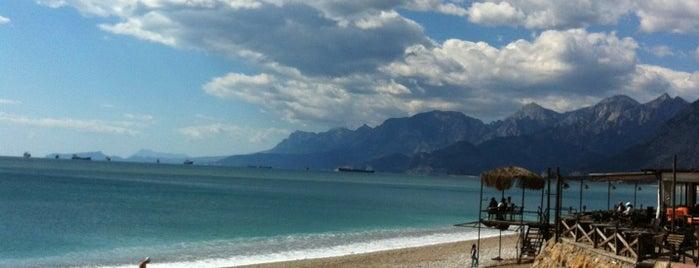 Konyaaltı Plajı is one of Antalya.