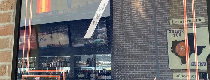Biggio's is one of Tempat yang Disimpan Thomas.