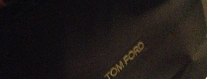 Tom Ford is one of Paris.