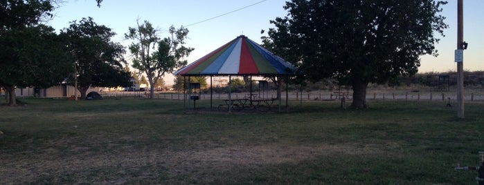 White's City RV Park and Campground is one of สถานที่ที่ Krzysztof ถูกใจ.