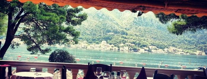 Ellas Restaurant is one of Kotor.