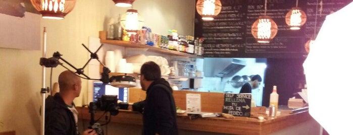 La Vietnamita Gracia is one of Cheap Eats Barcelona 5-10€.