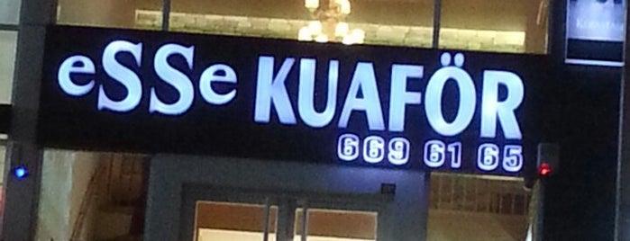 Esse Kuafor is one of Lieux sauvegardés par 😄😄😄.