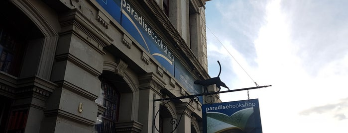 Paradise Bookshop is one of Love In Dear Melbourne.