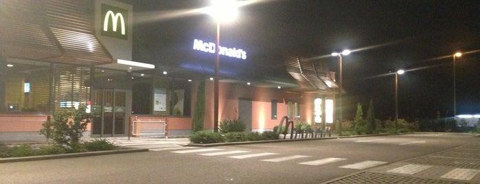 McDonald's is one of Posti salvati di Joeri.