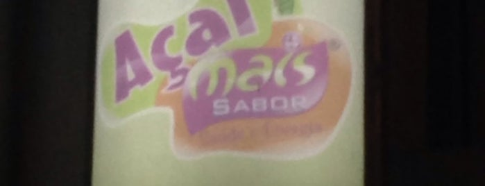 Açai Mais Sabor is one of Lucas'ın Beğendiği Mekanlar.