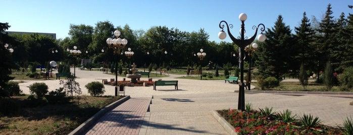 Приморський парк is one of Locais curtidos por Марина.