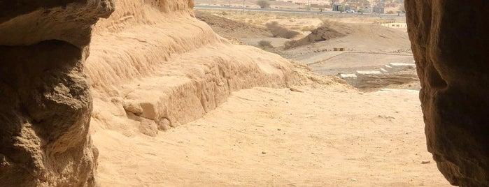 The Caves of Jethro (Nabatean Tombs) is one of Tempat yang Disukai Norah.