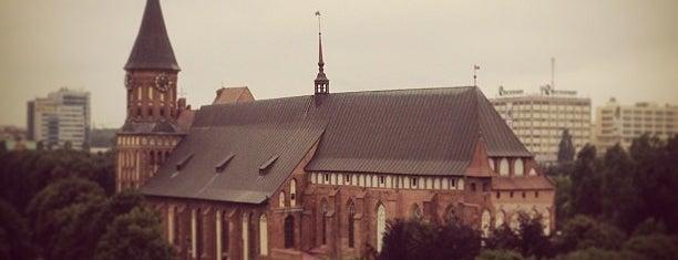 Кафедральный собор / Königsberg Cathedral is one of Лето 2015.