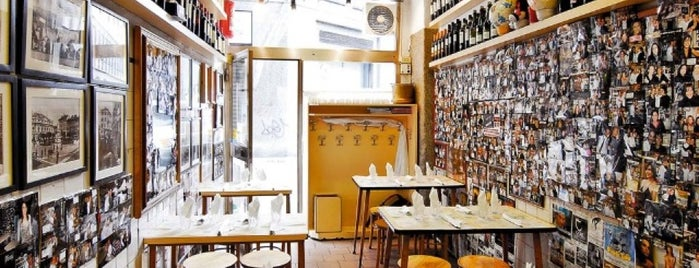 La Vecchia Latteria is one of Lunch Milano.