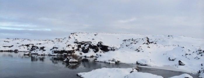 Mývatn is one of Iceland.