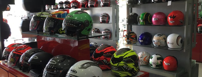 Bali Helmet Gallery is one of Posti salvati di Jane.
