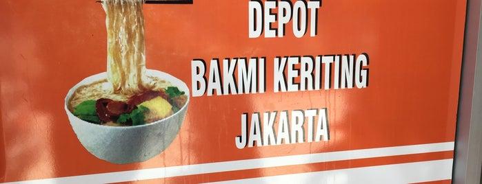 Depot Bakmi Keriting Jakarta is one of Consume.