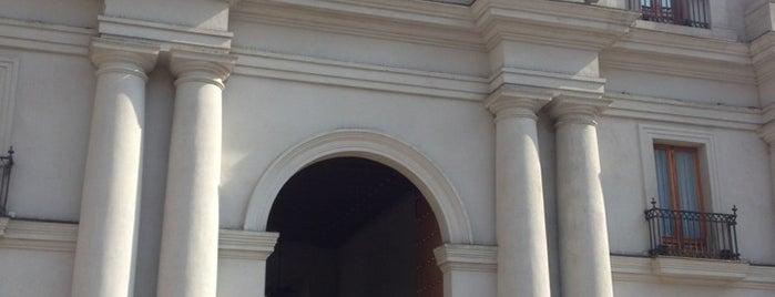 Edificio Moneda Bicentenario is one of Orte, die Leila gefallen.