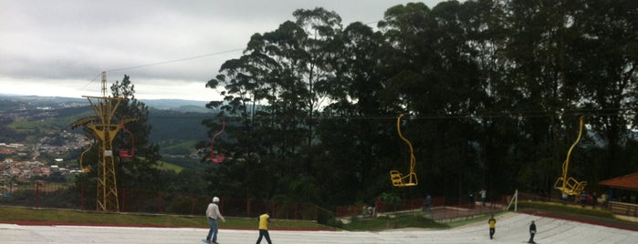 Ski Mountain Park is one of O bicho em SP.