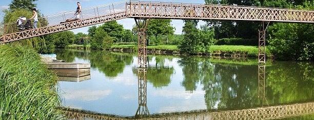 Parc interrégional du Marais poitevin is one of Bienvenue en France !.
